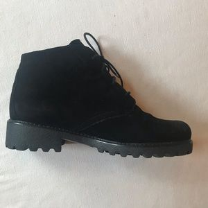 Ara Lined Gore-Tex Lace Up Ankle Booties